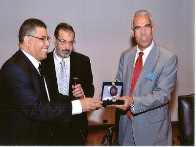 المؤتمر العلمي بالتعاون بين وزارة المالية وجامعة عين شمس