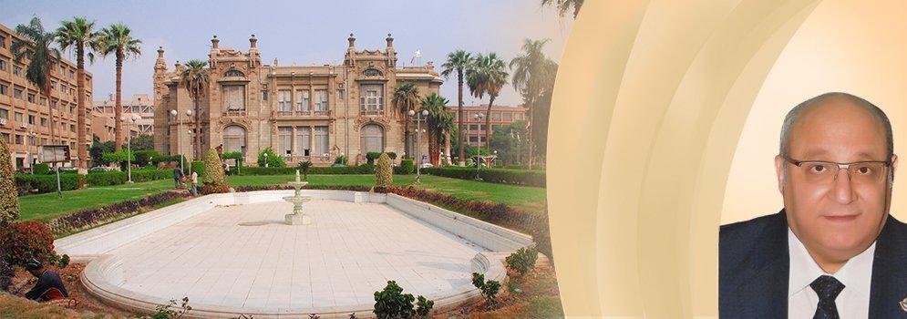 Scientist Dr. Mostafa El-Sayed in the hospitality of Ain Shams University