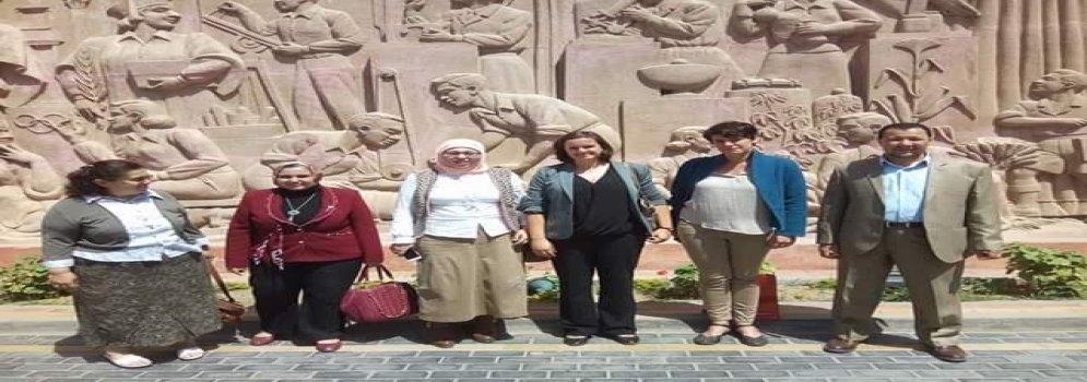 German delegation visit Faculty of Education