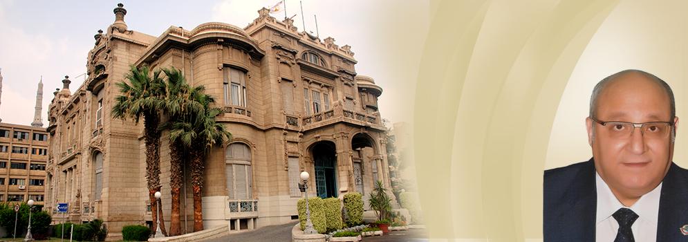 القافلة التنموية الشاملة لجامعة عين شمس بمحافظة دمياط