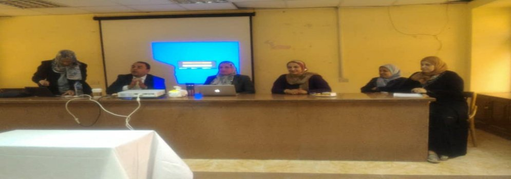 Moral and Psychological Support for University Students at Ain Shams University