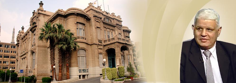 إنتهاء الإنتخابات الطلابية بجامعة عين شمس
